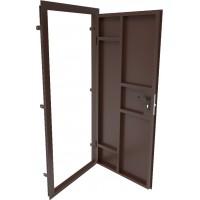 Двері вхідні металеві технічні Економ